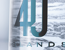 40 ISLANDS vodka